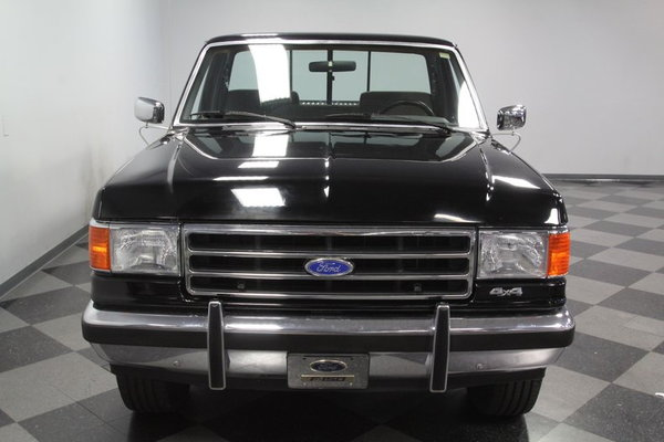 1991 Ford F-150 XLT Lariat 4X4  for Sale $22,995