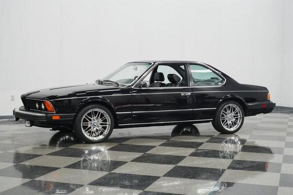1986 BMW 635CSi  for Sale $25,995