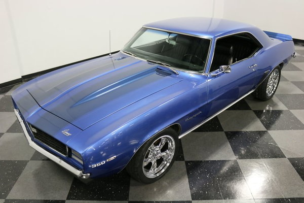 1969 Chevrolet Camaro Rs For Sale In Fort Worth Tx