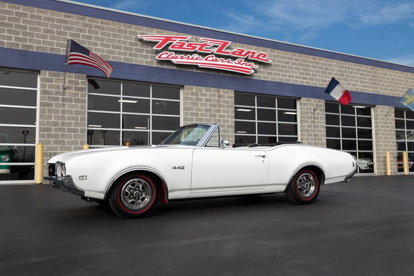 1968 Oldsmobile 442 W-30  for Sale $74,995
