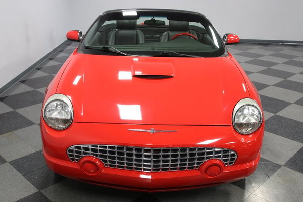 2002 Ford Thunderbird  for Sale $21,995