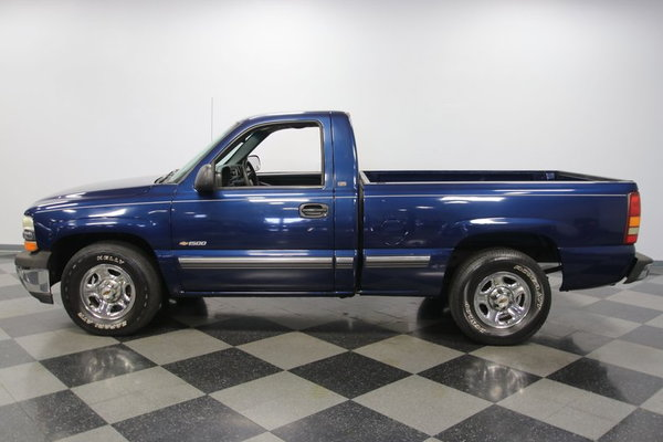 2000 Chevrolet Silverado 1500  for Sale $13,995