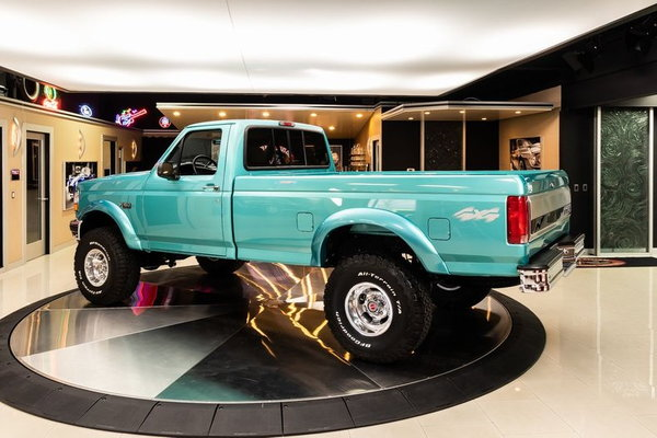 1995 Ford F-150 XLT 4X4 Pickup  for Sale $52,900