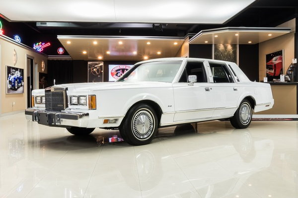 1989 Lincoln Town Car >> 1989 Lincoln Town Car For Sale In Plymouth Mi Price 26 900
