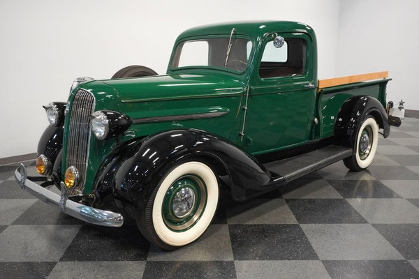 1937 Plymouth PT-50 Pickup  for Sale $37,995