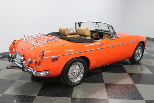 1980 MG MGB  for Sale $11,995