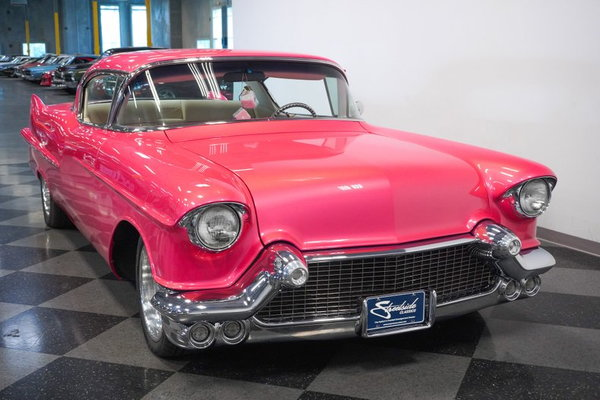 1957 Cadillac Series 62 Restomod  for Sale $99,995