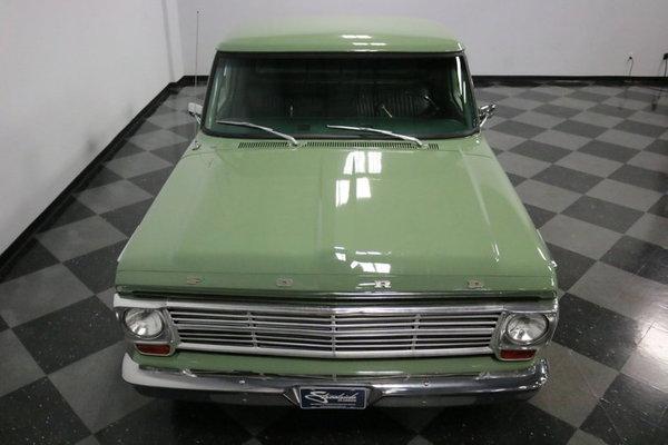 1968 Ford F-100 Custom Cab  for Sale $28,995