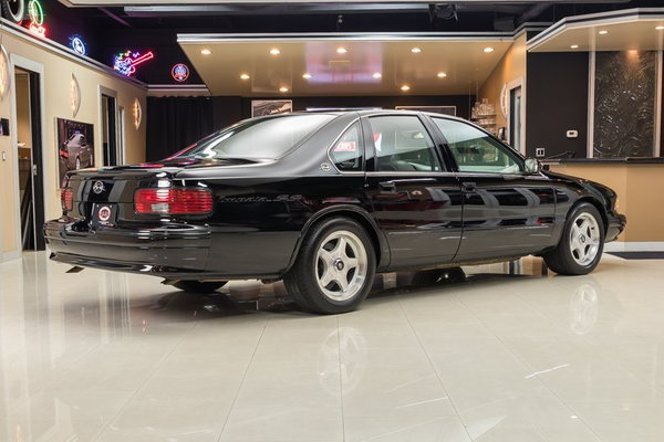 1996 Chevrolet Impala SS  for Sale $34,900