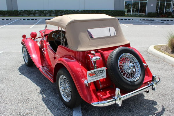 1953 MG TD  for Sale $39,500