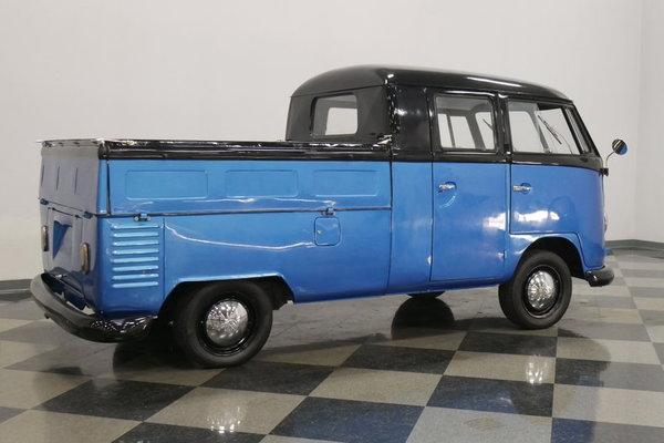 1962 Volkswagen Transporter Double Cab  for Sale $44,995