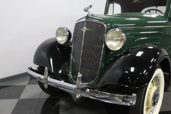 1935 Chevrolet 3 Window Coupe  for Sale $29,995
