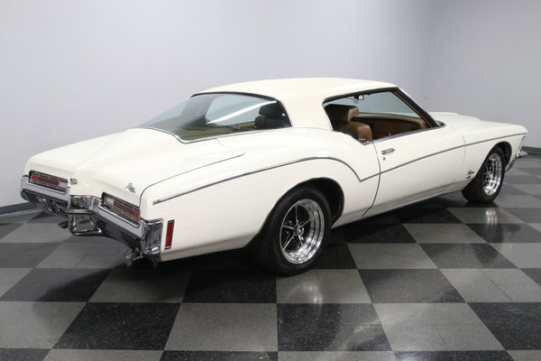 1972 Buick Riviera GS 455  for Sale $34,995