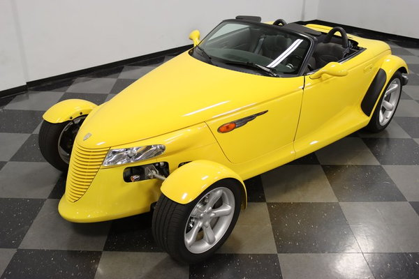 1999 Plymouth Prowler  for Sale $29,995
