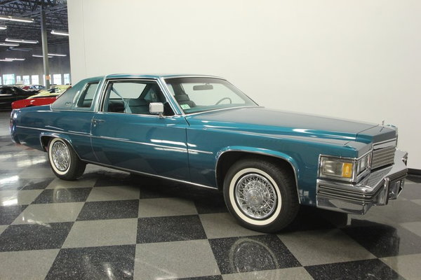 1979 Cadillac Coupe DeVille  for Sale $24,995