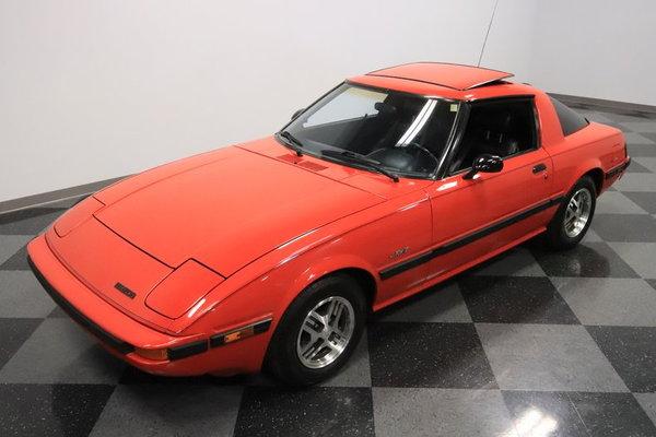 1983 Mazda RX-7  for Sale $11,995
