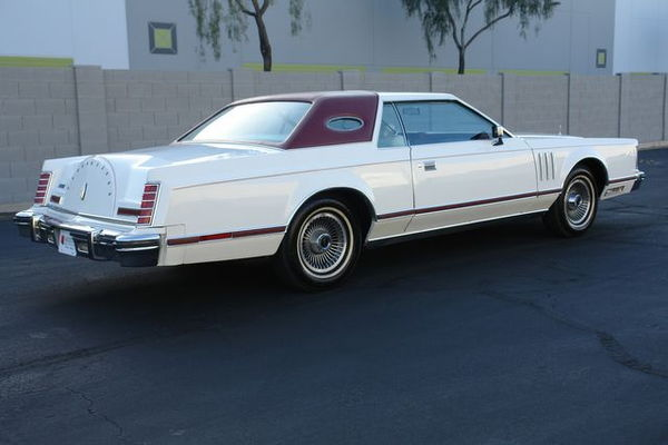 1979 Lincoln  Continental  for Sale $19,950