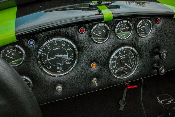 1965 Shelby Backdraft Cobra  for Sale $111,990