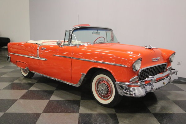 1955 Chevrolet Bel Air Convertible  for Sale $66,995