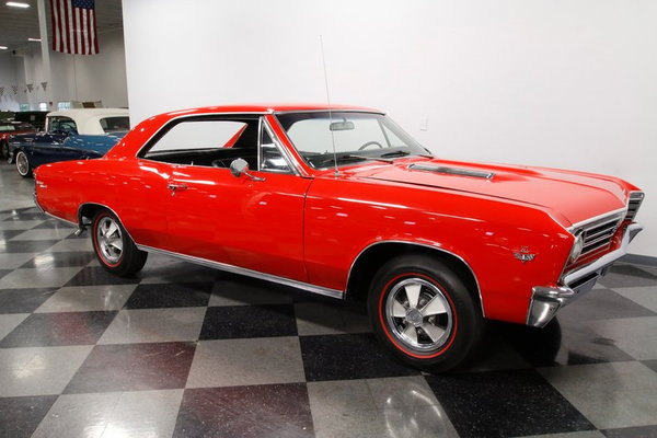 1967 Chevrolet Chevelle SS  for Sale $32,995