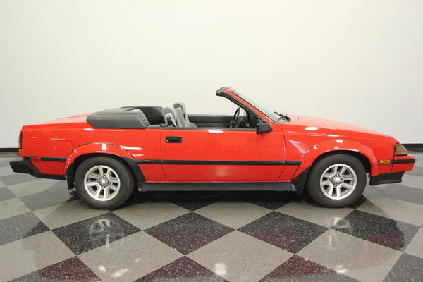 1985 Toyota Celica GTS Convertible  for Sale $11,995