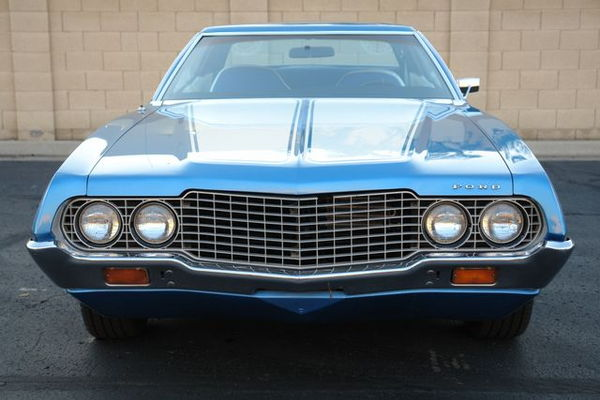 1972 Ford  Torino  for Sale $13,950