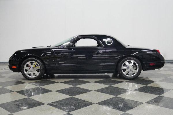 2002 Ford Thunderbird  for Sale $22,995