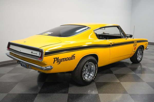 1967 Plymouth Barracuda  for Sale $34,995