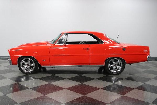 1966 Chevrolet Nova SS Tribute  for Sale $36,995