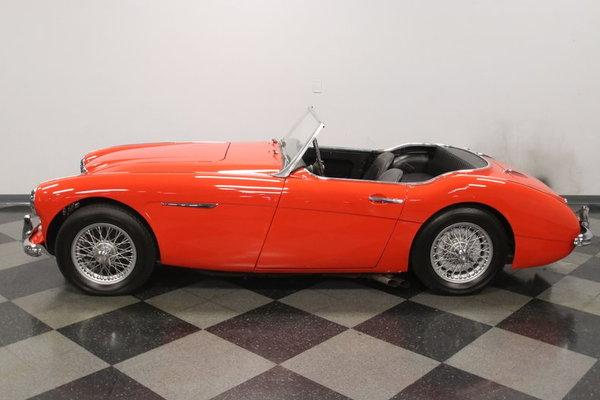 1962 Austin Healey 3000 Mark II  for Sale $52,995