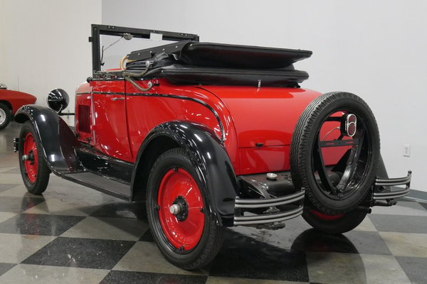 1928 Chevrolet Series AB Sport Cabriolet  for Sale $15,995