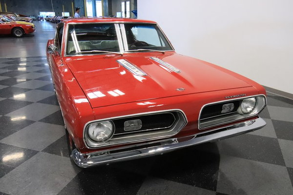 1968 Plymouth Barracuda Formula S  for Sale $54,995