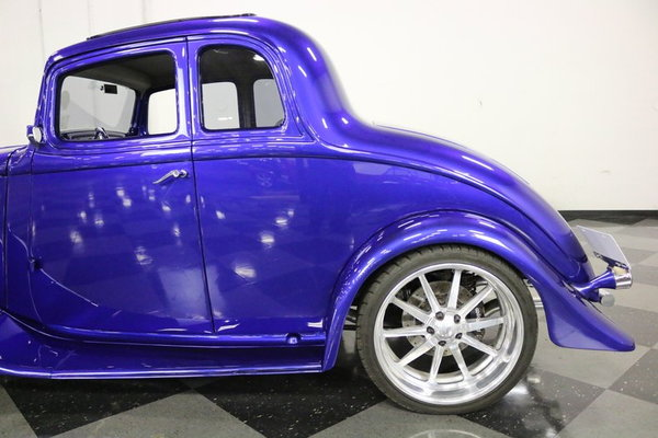 1933 Willys 5 Window Coupe  Restomod  for Sale $79,995