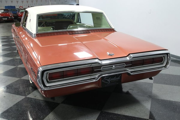 1966 Ford Thunderbird LANDAU Q-CODE  for Sale $23,995