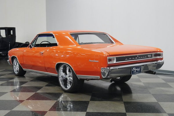 1966 Chevrolet Chevelle SS Tribute  for Sale $66,995