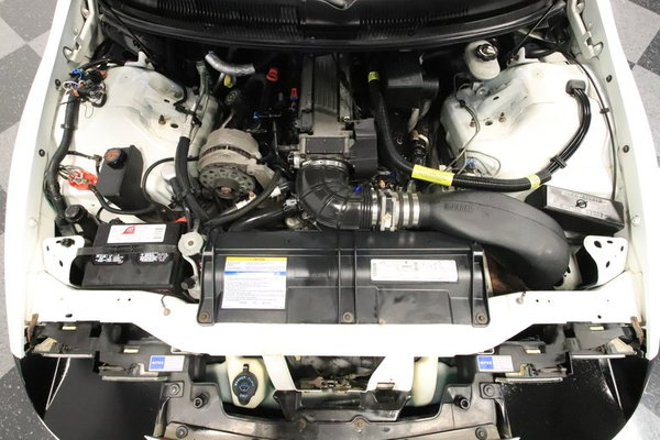 1997 Chevrolet Camaro Z28 30TH Anniversary Edition  for Sale $8,995