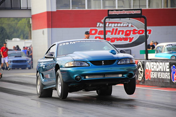97 Mustang Cobra Drag week car  for Sale $38,000