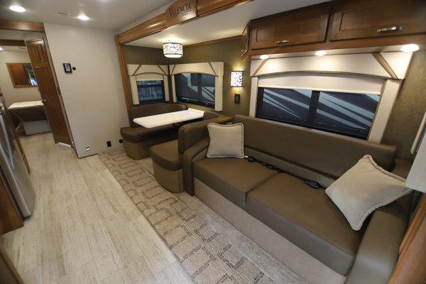 2019 Renegade RV Verona 40VRB Class C Motorhome