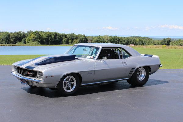 1969 Chevrolet Camaro  for Sale $50,000