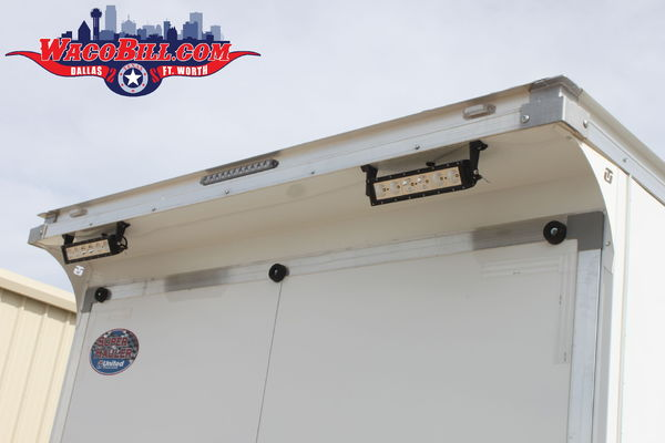 44' United Super Hauler 18K Gooseneck Wacobill.com