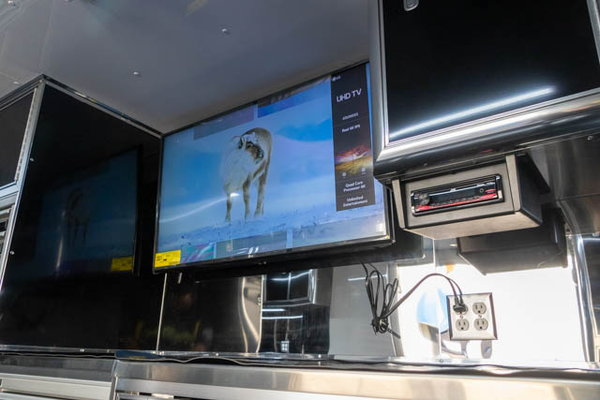 2022 38' Performax Liftgate Race Trailer