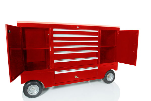 Pit Cart - Trip-G Mobile Tool Cart   for Sale $2,295