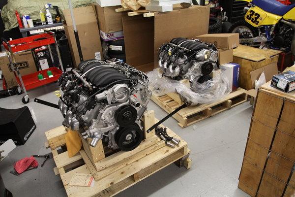 Chevrolet Performance LS3 480 HP/4L70E  for Sale $7,000