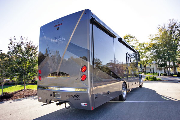 2020 Renegade RV Valencia 35MB Class C Motorhome