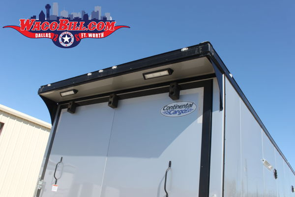 34' Silver-Frost Black-Out Auto Master/Eliminator Wacobill.c