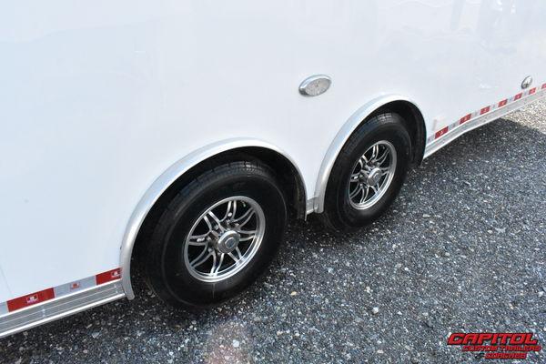 2020 UNITED SUPER HAULER 36' SPRINT CAR ECONOMY HAULER
