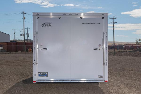 2019 24' ATC Aluminum Quest Car Hauler