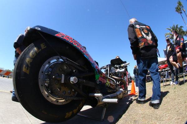AMRA Champion Nitro Harley Motorcycle  for Sale $55,000
