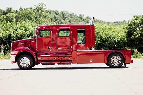 2006 PETERBILT 335 STRETCH SCHWALBE  for Sale $110,000