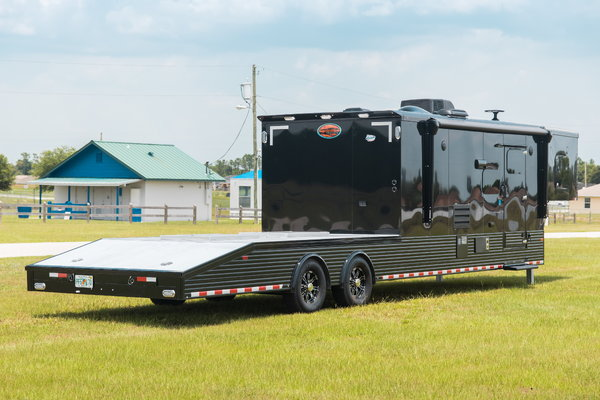 2020 Sundowner 42.5' Krawler Hauler - 2586SKM w/ 17' Deck  for Sale $79,900